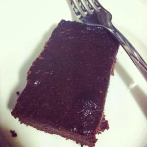 Fructose Free Chocolate Brownies