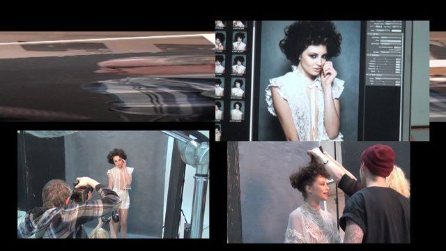 Karine Jackson's 2013 Organic Colour Systems' collection.