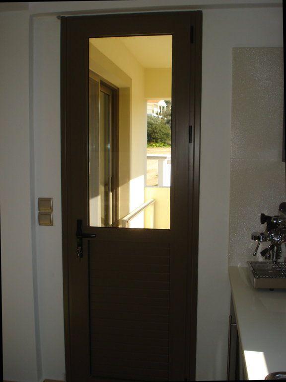 Πόρτες Αλουμινίου | Λιάγγης | Δάφνη