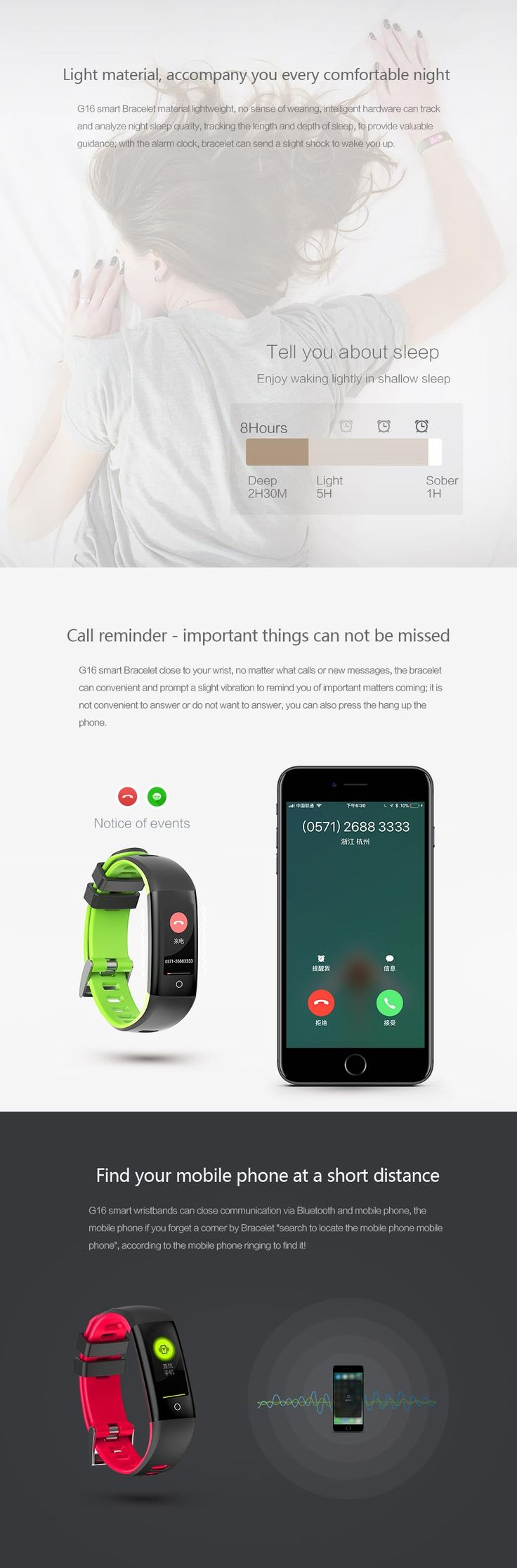 Bakeey G16 0.96 inch Color Screen Blood Pressure Heart Rate Monitor Smart Watch for iOS Android Sale - Banggood.com  Iphone smartphones mobile cellphones apple accessories smartwatch Wristband