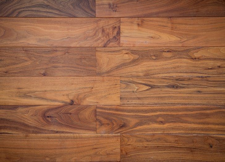 What S The Difference Between Hardwood Finishes Purewow Bamboo Hardwood Flooring Hardwood Floors Bamboo Wood Flooring