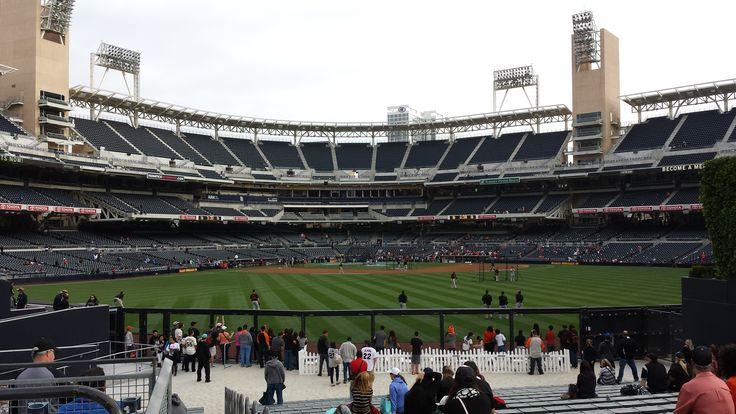 El Petco Park  Los Padres de San Diego