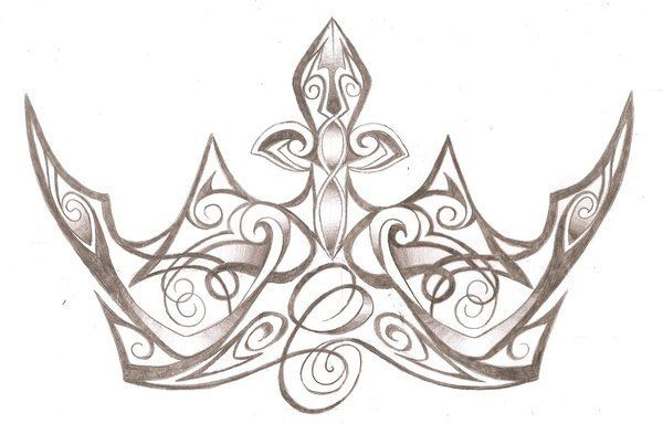 crown tattoo celtic - Google Search