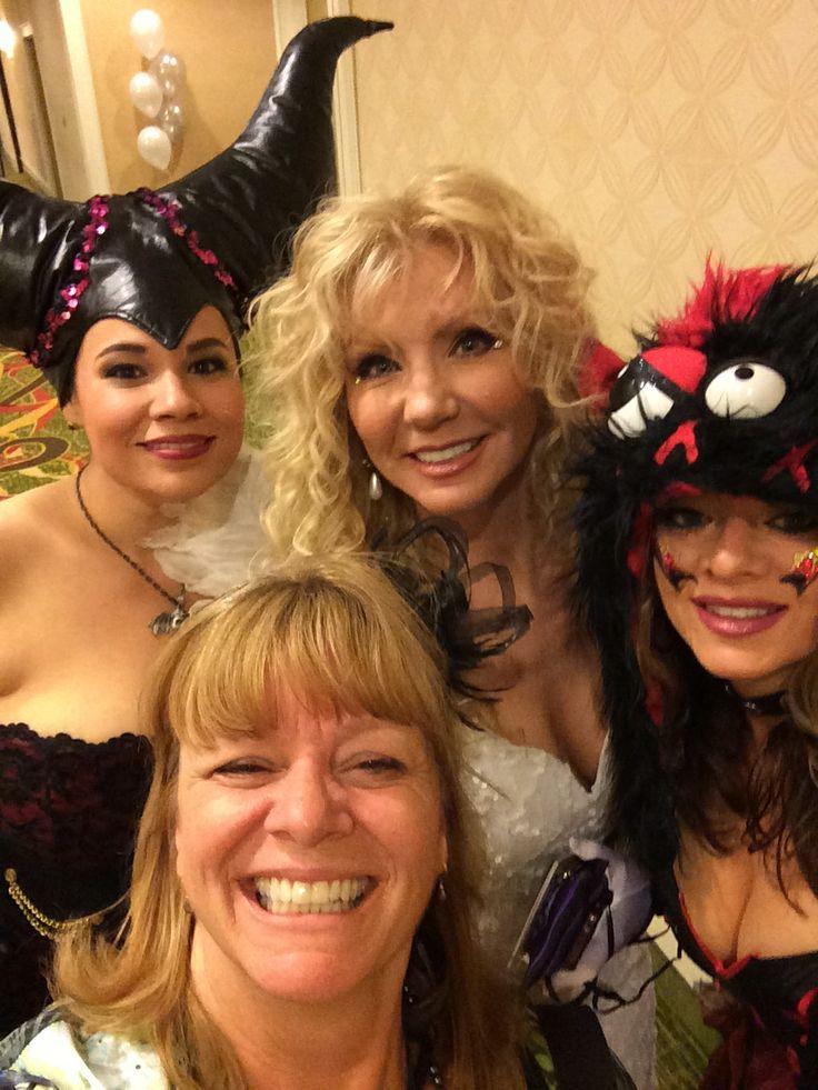Selfie with Caroline Hanson, TJ Mackay and HP Mallory
