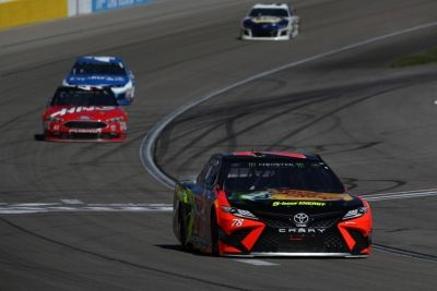 Shorter Tracks Also Strong for Truex Jr. #NASCAR