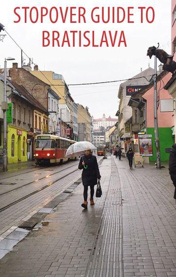 Stopover in Bratislava, Slovakia : TheCollegeTourist
