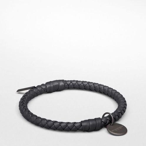 Intrecciato Nappa Bracelet by Bottega Veneta
