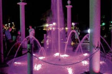 Pink Night Illuminazione LED Relco