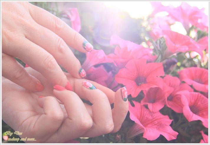 NOTD: Summer nails ~ By Dee make-up and more