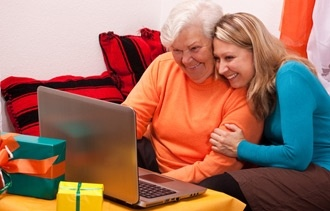 Marketing to Seniors: Online Versus Offline - Trinity Web Works