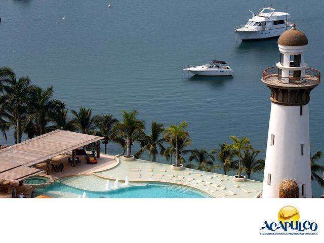 #informacionsobreacapulco La Marina Acapulco. NOTICIAS DE ACAPULCO. La Marina Acapulco, es un proyecto que se ocupa de la reconstrucción de la tradicional Marina de Acapulco, muy cerca de la terminal de cruceros que es un lugar de primera clase para el aparcamiento de barcos y con todos los servicios como electricidad, internet, albercas y restaurantes, entre mucho otros. Te invitamos a descubrir las maravillas que Acapulco tiene para ti, durante tu siguiente visita…