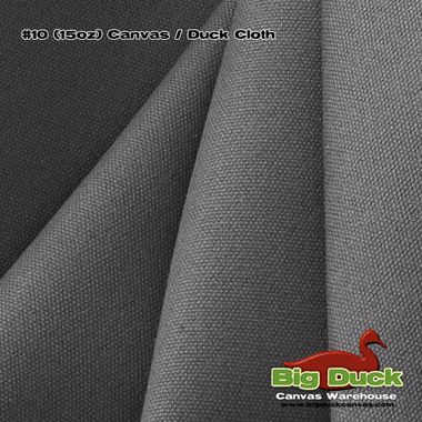 Wholesale Supplier of Number #10, heavyweight cotton canvas. Briquette