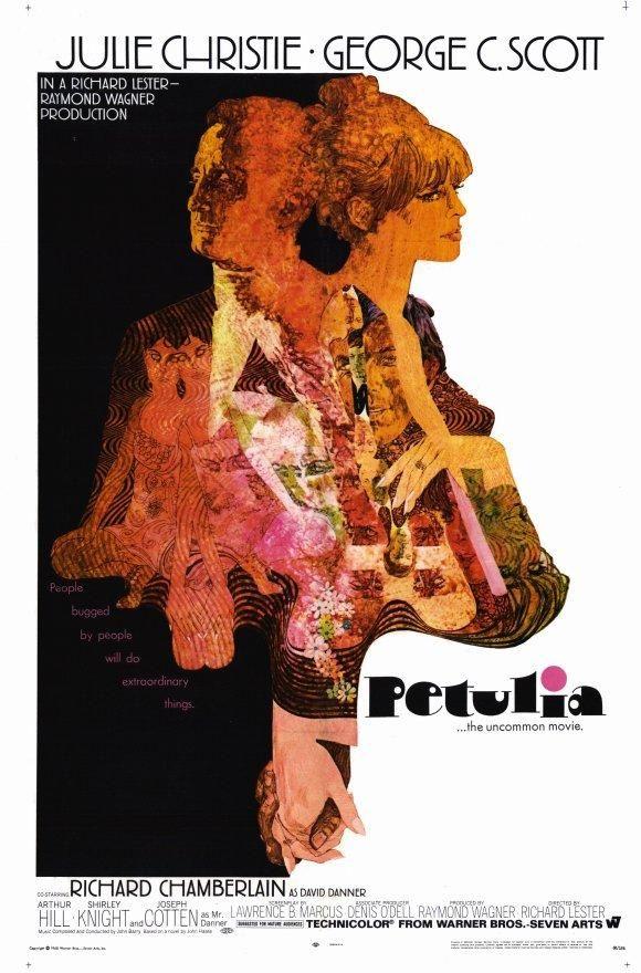 Petulia (1968) Reino Unido. Dir: Richard Lester. Drama. Comedia. Romance - DVD CINE 1146