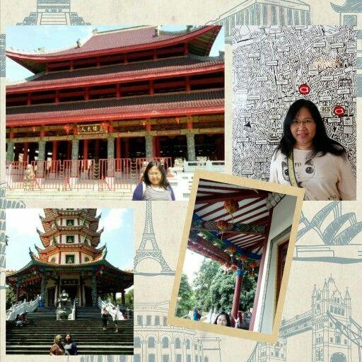 Travel to sam poo kong..watugong ..center of java