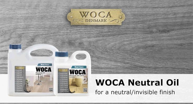 Woca Natural Soap For Oil Finish