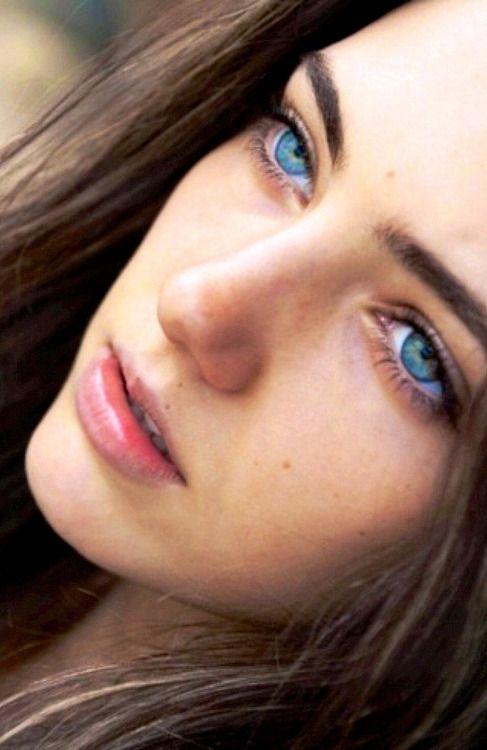 Amelia Zadro | Beautiful eyes | Pinterest | Amelia