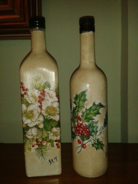 Μπουκαλια γιορτινα