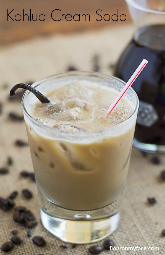 Brewed Coffee Liqueur Recipe