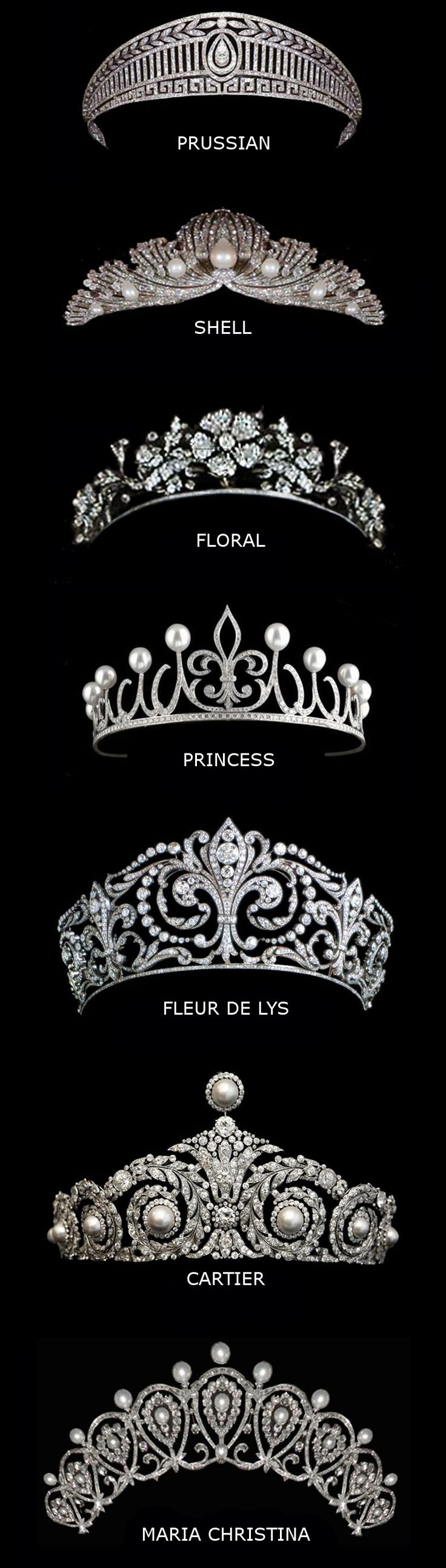 Spanish royal tiaras