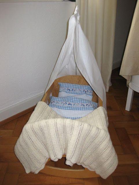 Puppe Gustav braucht ein Bett