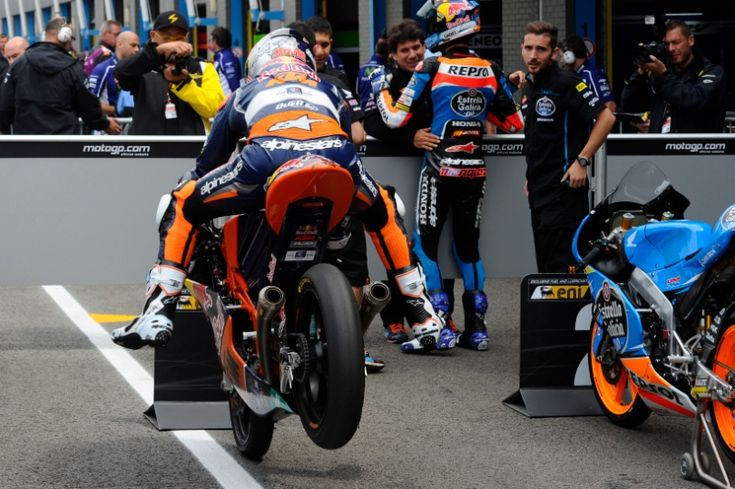 Miller, Dutch Moto3 2014