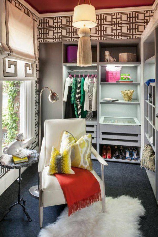 Perfect Begehbarer Kleiderschrank planen Ankleidezimmer schick einrichten