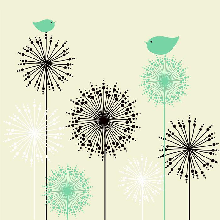 glass_splashbacks_floral_birds_on_flower_stems.jpg (700×700)