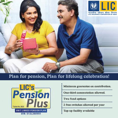 Best Pension Plan From LIC To Grow Your Savings For A Secured Future !! Visit: http://shopindeal.com/Details/-LIC-Pension-Plus-is-a-unitlinked-insurance-policy-ULIP-For-A-Future-Investments-/567/WARJE  #ShopINdeal #PensionPlan #LICINDIA