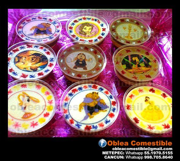 Tus gelatinas también las puedes decorar con Oblea Comestible www.obleacomestible.net Whatsapp: 5519705155 obleacomestible@gmail.com