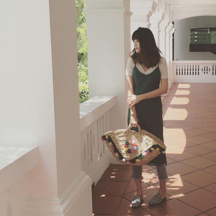 シンガポールで 一番好きなホテルだよ!おすすめ♡久しぶりに 中華を食べました! #capella#singapore#가장좋아하는호텔#추천#ootd