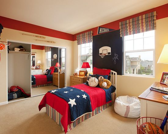 sports themed bedroom - themoatgroupcriterion