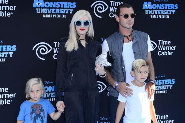 Gavin Rossdale shared a first photo with girlfriend Sophia Thomalla following his divorce from Gwen Stefani.