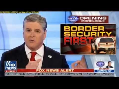 Sean Hannity 1/9/18 - Hannity Fox News Today January 9, 2018