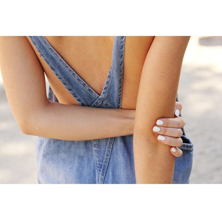 Denim #peto #nails #borntowear