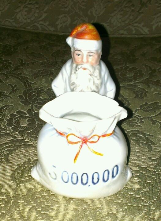 Saint Nicholas China Fairing