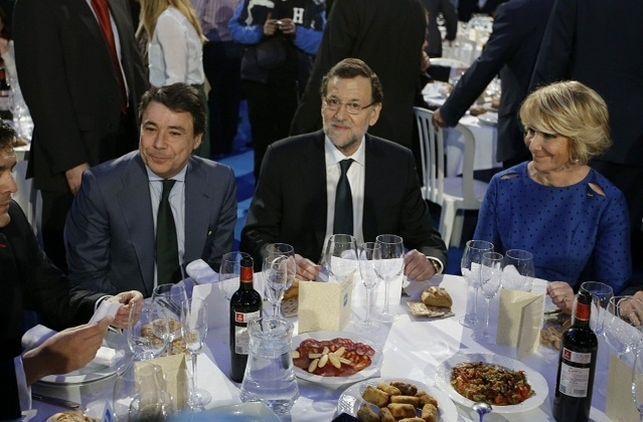 La cleptocracia madrileña, Corrupción PP, Esperanza Aguirre, Ignacio González, Caso Gurtel, López Viejo, Granados, Lucia Figar