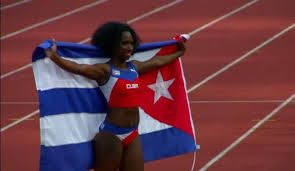 Usain Bolt and Cuban Yarisley Silva Win AIPS Award