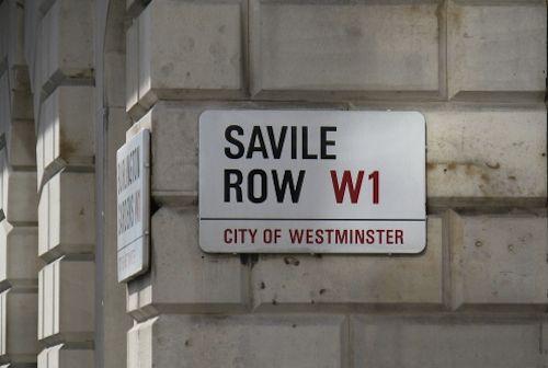 Savile Row.