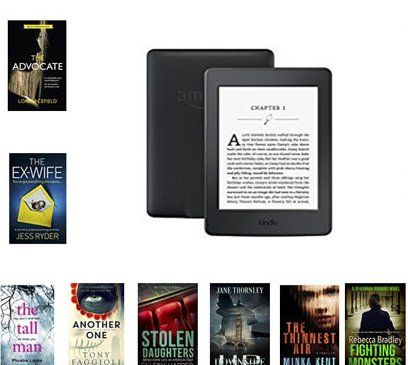 Win a 20000 kindle paperwhite pre loaded with 50 books titles win a 20000 kindle paperwhite pre loaded with 50 books titles loaded will fandeluxe Gallery