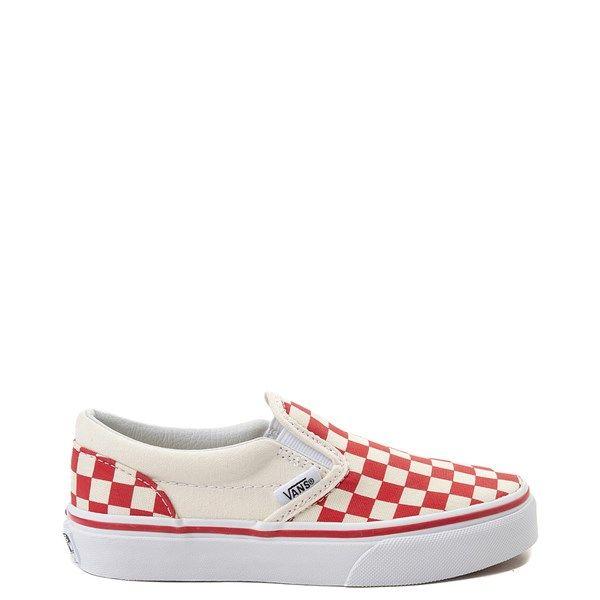Vans Slip On Skate Shoe - Little Kid