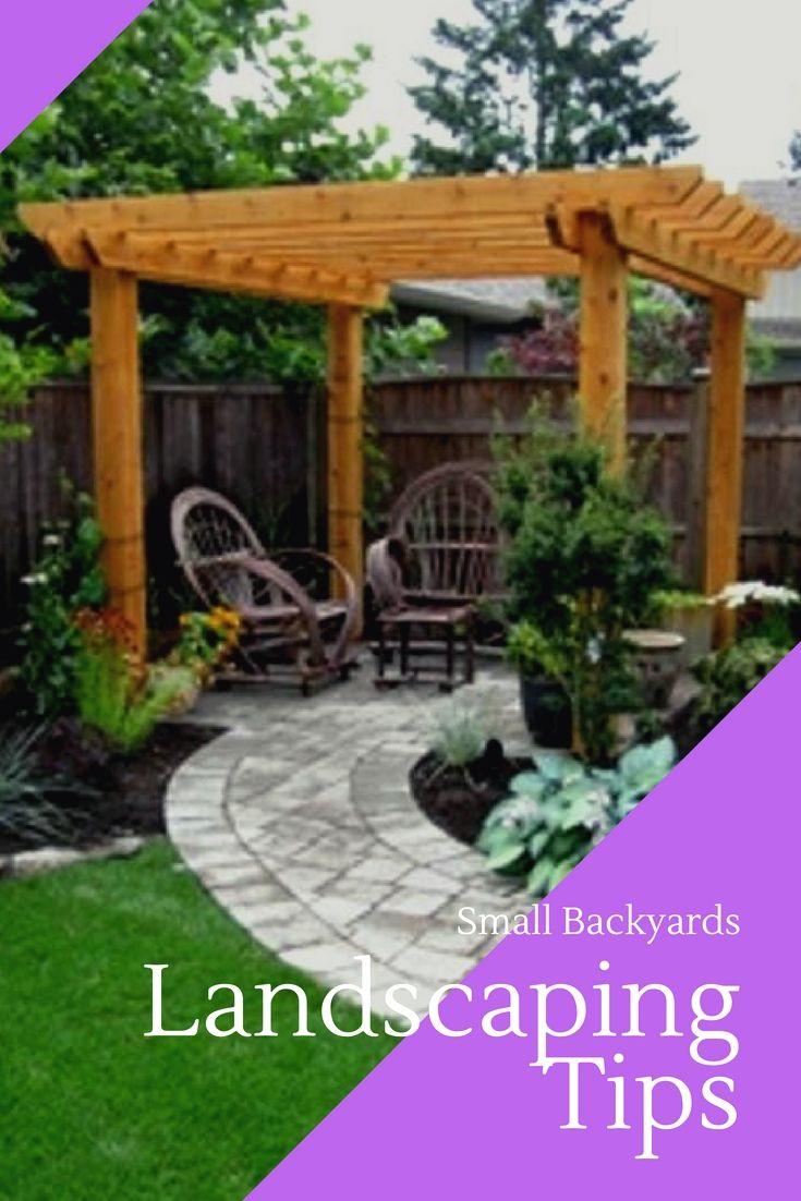 Tiny Backyard Landscape Tips You Will Love
