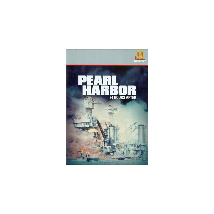 Pearl harbor:24 hours after (Dvd)