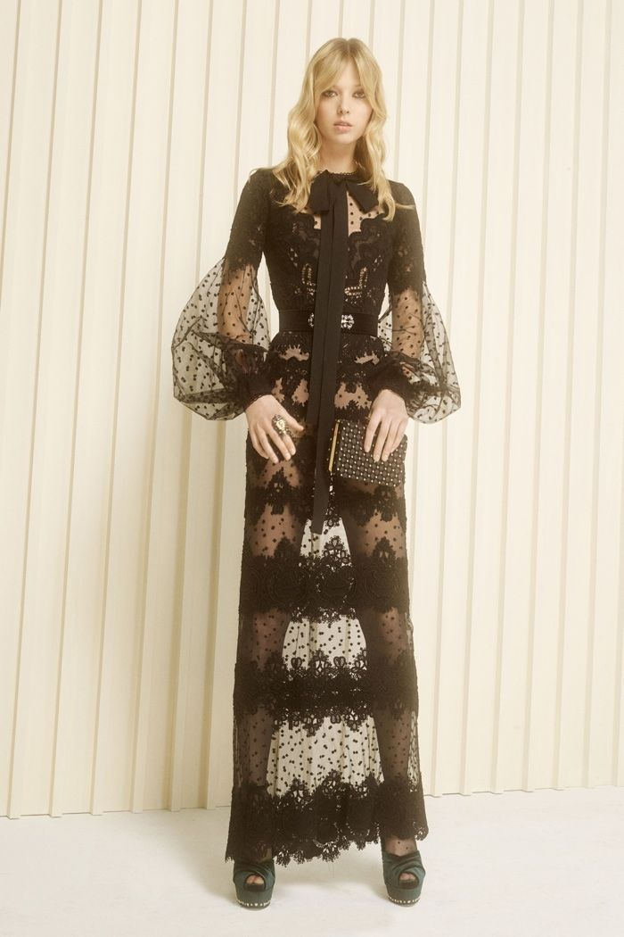 Elie Saab 2017 Pre-Fall Collection