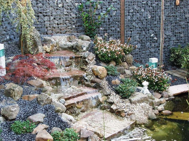 25 beste idee n over vijver waterval op pinterest for Waterval vijver aanleggen