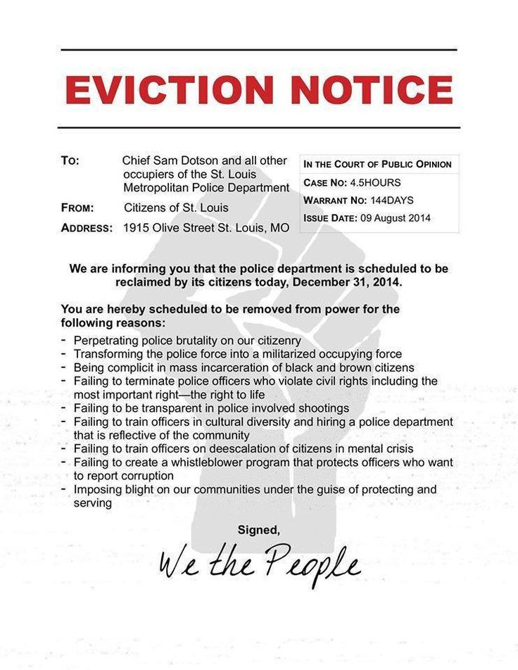 Best 25+ Eviction notice ideas on Pinterest Baby eviction notice - how to write a letter of eviction