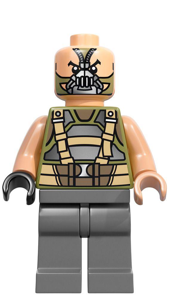 BANE: The Dark Knights, Superheroestm Bane, Lego Batman, Lego Bane, Lego Minifigure, Knights Rise, Super Heroes, Bane Lego, Lego Figure