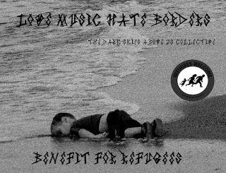 "V/A - ""Love Music Hate Borders"" (2015)"
