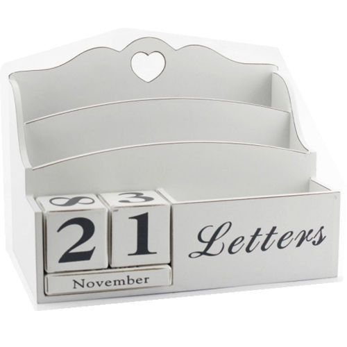 New Arrivals! Pondicherry Vinta.... Hurry, before its all sold out! http://gsr-decor.myshopify.com/products/pondicherry-vintage-letter-rack-calender.