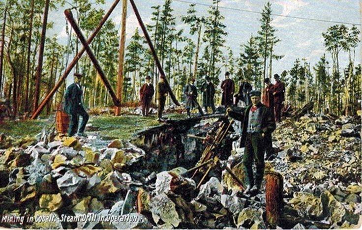 Cobalt , Ontario 1910