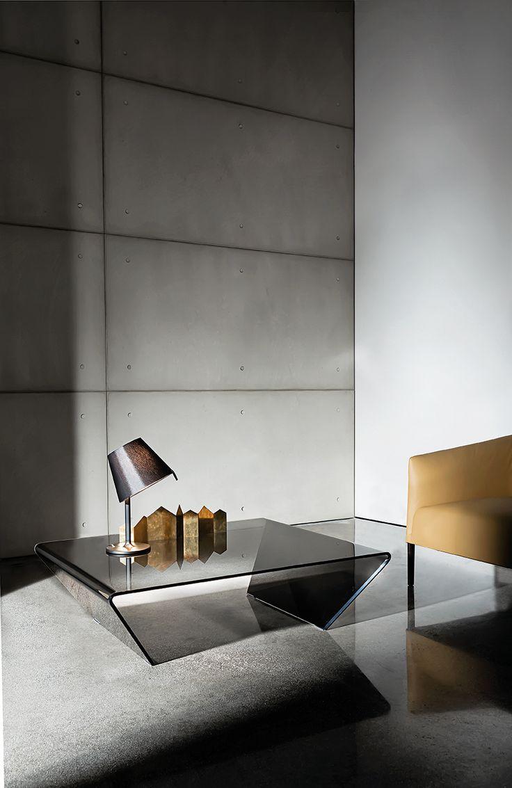 Rubino coffee #table completes living room with refined elegance #sovet #sovetitalia #interior #decor#design #furniture